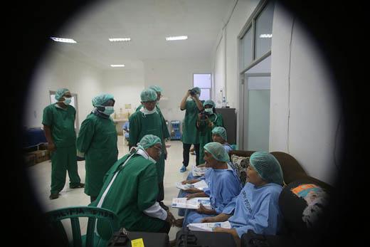 Bupati Apresiasi Operasi Katarak dan Bibir Sumbing Gratis di RSUD PH Tembilahan