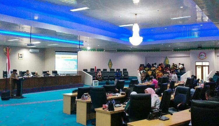 Pembatalan Gedung 8 Lantai, Anggota DPRD Kampar Tuding Pemkab Mencla-mencle