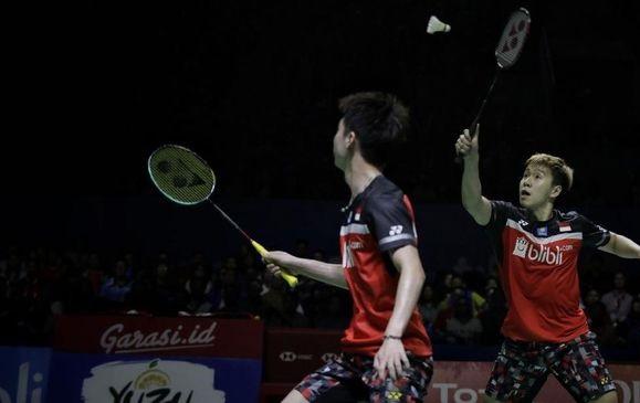 Kalahkan Jepang, Kevin/Marcus ke Babak Kedua China Open 2019