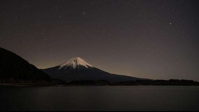 Persiapan Sebelum Mendaki Gunung Fuji