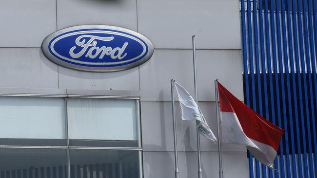 Tutup Mendadak, 31 Diler Gugat Ford Ganti Rugi Rp1 Triliun