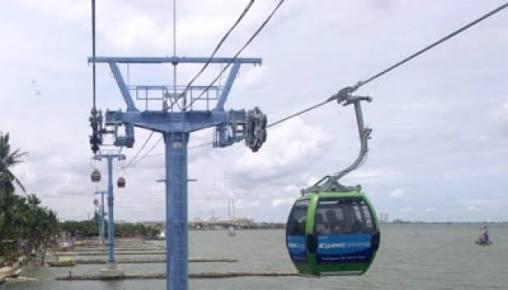 Pemkab Kuansing Rancang Waterfront City di Teluk Kuantan