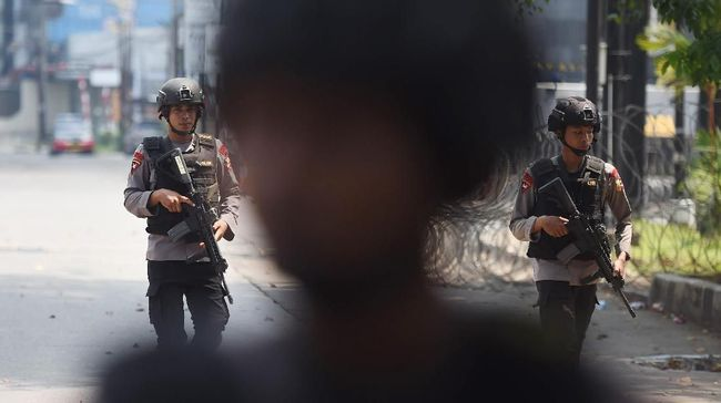 Polisi Selidiki Munculnya Media Pendukung Kelompok Radikal