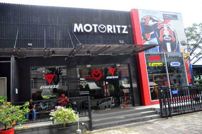 Motoritz Adakan Shoei Service Day 27 September Mendatang
