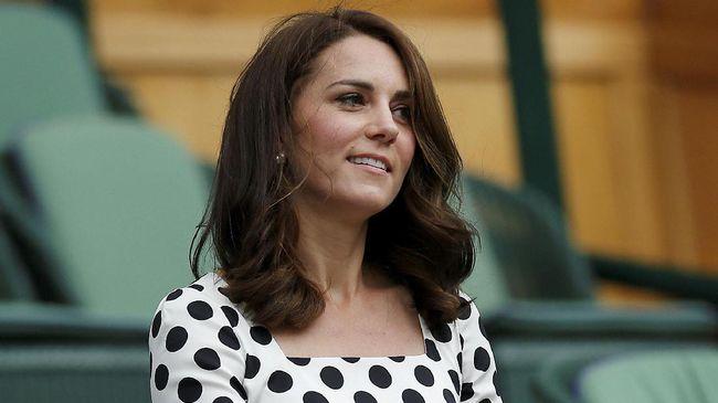 Gaya Rambut Terbaru Kate Middleton Curi Perhatian Dunia