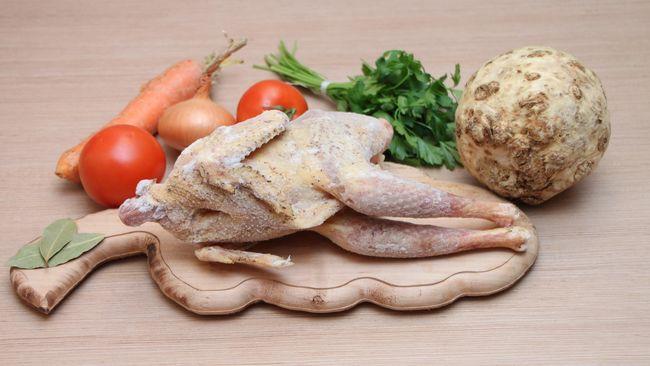 Sering Makan Ayam Tingkatkan Risiko Kanker