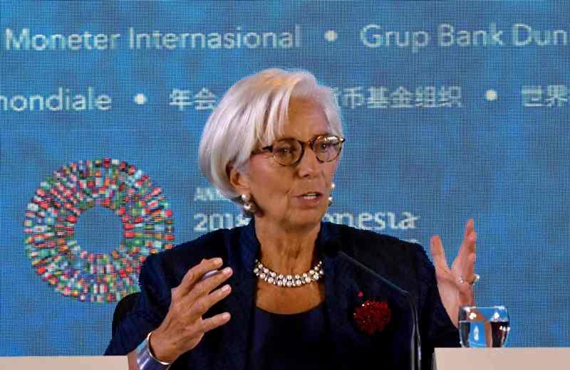 IMF dan Bank Dunia Luncurkan Bali Fintech Agenda