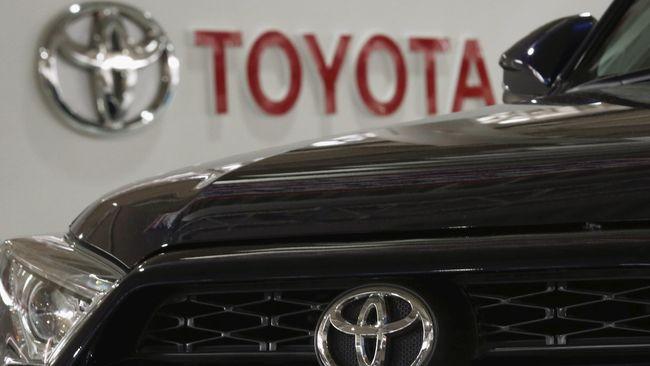 Toyota Belum 'Dilirik' Jadi Kendaraan Jokowi
