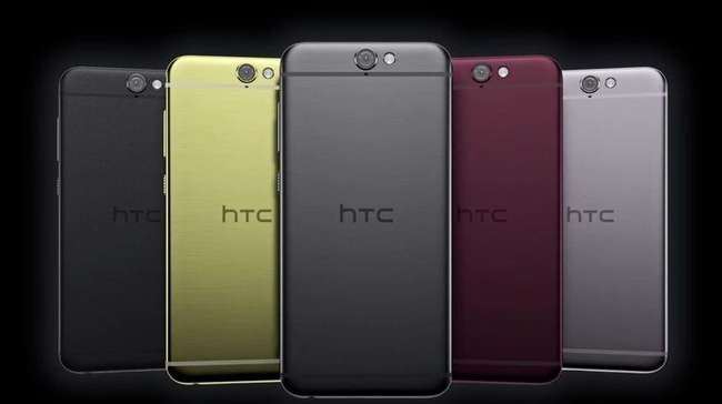 HTC Berang One A9 Dituduh Tiru iPhone 6