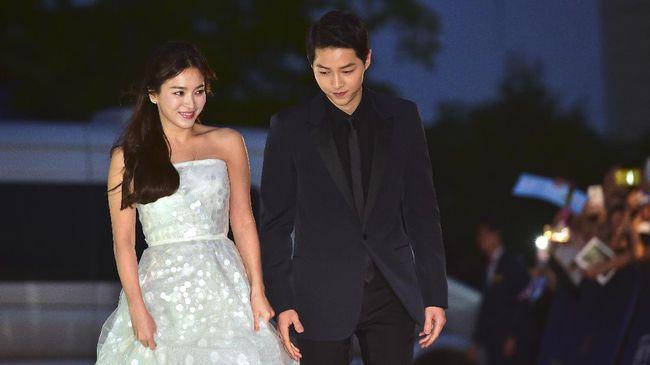 Song Joong Ki-Song Hye Kyo, dari Layar Kaca ke Dunia Nyata