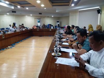 Kunker ke Sumut, Komisi V DPRD Riau Pelajari Tarkait Bantuan Rumah Ibadah