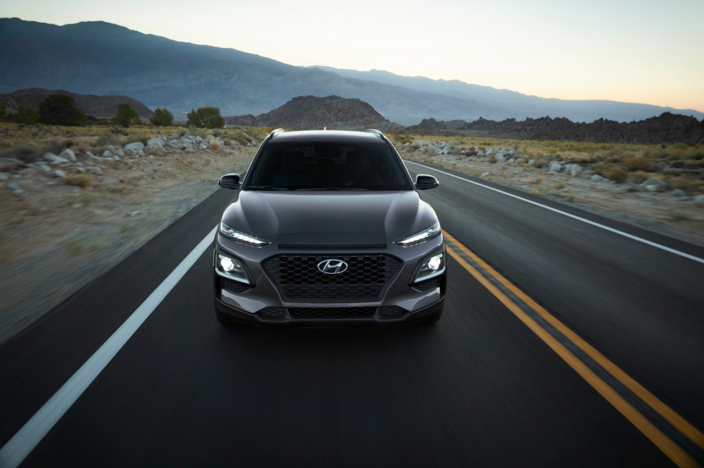 Memasuki Dimensi Baru Hyundai Kona Night Edition