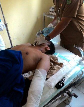 Seorang PNS di Inhu Tewas Korban Tabrak Lari