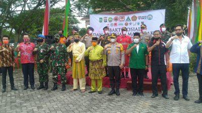 Masyarakat Apresiasi Pejuang Pemadam Karhutla Riau