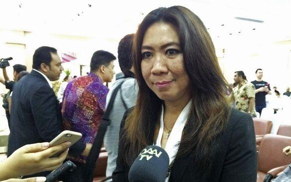 Susy Susanti terpilih sebagai Kabid Binpres PBSI periode 2016-2020