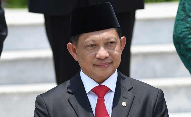 Menghadap Mahfud MD, Tito Sampaikan Kondisi Terkini Papua