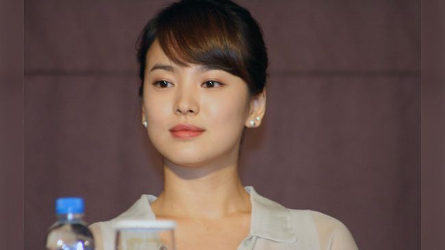 Makanan Favorit Song Hye Kyo yang Bikin Awet Muda