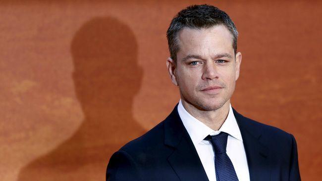 Matt Damon Tak Masalah Bourne Jatuh ke Tangan Aktor Muda