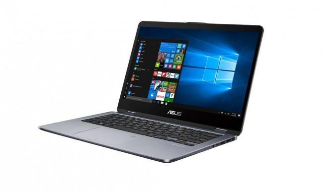 ASUS VivoBook Flip 14, Konvertibel dan Tangguh