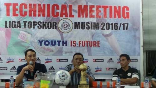 Tiga Naga Football Academy Segera Gulirkan Liga TopSkor Perdana di Pekanbaru