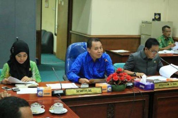 Komisi C DPRD Riau Lakukan Observasi ke Dinas Perikanan DKI