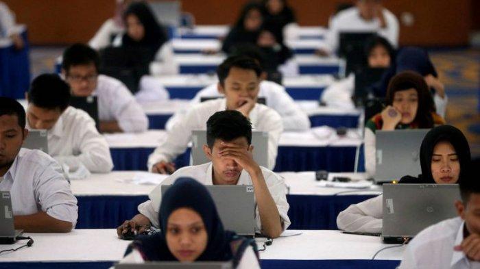 Portal Pendaftaran CPNS 2019 Sulit Diakses