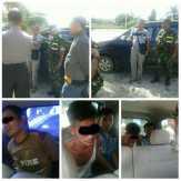 6 Kg Ganja dan 25 Gram Sabu Disita, Sat Narkoba Polres dan TNI Tangkap 3 Pelaku Narkoba di Mahato
