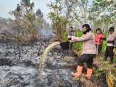 Kapolres : Jangan Membuka Lahan dengan Cara Membakar