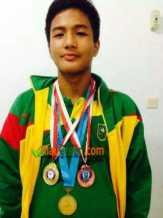 Mantap, Atlet Takraw Asal Meranti Wakili Indonesia Asean School Games di Ciang Mai Thailand