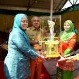 Lomba Cipta Menu B2SA Berbasis Sumber Daya Lokal, Kabupaten Inhil Juara III Tingkat Provinsi Riau