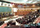 Sidang Paripurna DPRD Riau Dua Kali Diskors Gara-gara Anggota Dewan Teken Absen tapi Tak Masuk Ruang