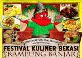 Festival Kuliner Bekasi 2015 Kembali Digelar