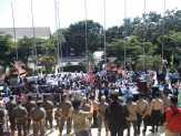 Gelar Demo di DPRD, Tokoh Masyarakat Riau Tolak RUU HIP