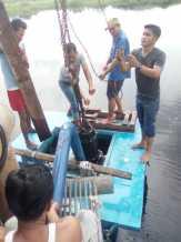 Distribusi Air Bersih Pelanggan PDAM Bengkalis Terganggu Pompa Rusak