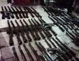 Pekanbaru Buru Pemasok Pistol Perampok