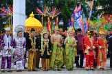 Pawai Budaya Hari Jadi Bengkalis Semarak
