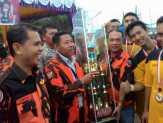 24 Tim Sepakbola Ikut Bertanding Dalam Rangka HUT Pemuda Pancasila Rohil