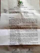 Ditegur DPP, DPD Golkar Inhil Diperintah Rehabilitasi PK yang Dipecat
