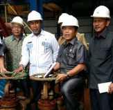 Tinjau PLTU Koto Ringin, Dewan Desak Riau Power Operasikan Pembangkit