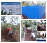 KKM Tirta Wangi Ajak Warga Desa Sukahening Gotong Royong