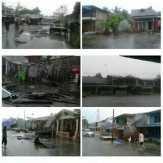 50 Rumah di Desa Tanjung Berulak, Kampar Porak Poranda Dihantam Puting Beliung