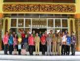 Pemkab Katingan Studi Banding Mengenai PSIDa Di Kabupaten Pelalawan