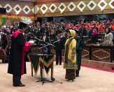 Septina Resmi Dilantik Sebagai Ketua DPRD Provinsi Riau
