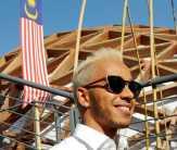 Hamilton Tak Sabar Cetak Hattrick di GP Singapura