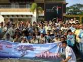 Libatkan 55 Mobil Pajero, Disparekraf Riau Gelar Tourism Exploring Tour 2016