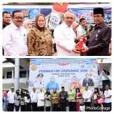 Bupati Wardan Raih Dua Penghargaan dari BKKBN