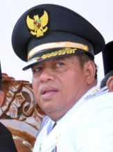 Ahmad Syah Ingatkan SKPD untuk Fokus Penyerapan Anggaran 2015