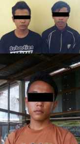 Satu Ditangkap Paksa, Dua Tahanan Kabur Polsek Kubu, Rohil Menyerahkan Diri