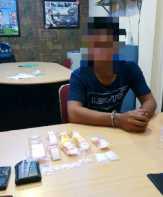 Mengaku Baru 2 Bulan Jualan Narkoba, Pemuda di Pekanbaru Ini Ternyata Peroleh 8 Paket Sabu dari Aban
