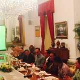 Usai Bertemu Jokowi, Pengusaha: Kita Jangan Panik